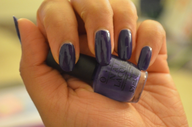 OPI Do You Have This Color In Stockholm?  without Flash