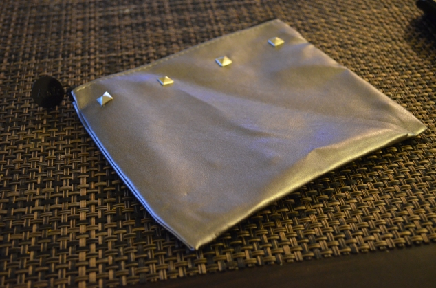 Metallic Bag!!