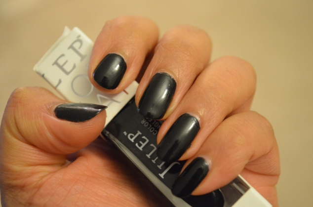 Ledi(It girl)-Black Pearl Shimmer ( With Flash)
