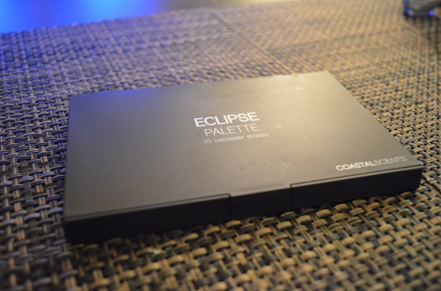 Eclipse Palette by Coastal Scents