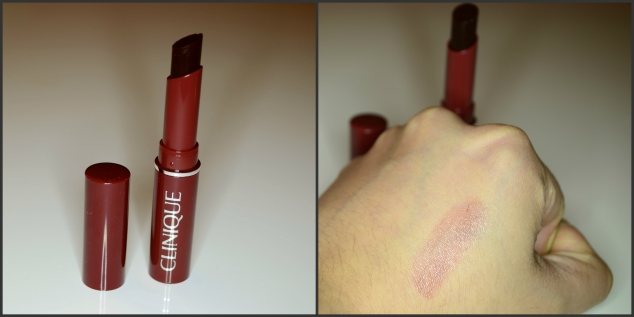 CLINIQUE Almost Lipstick-Black Honey
