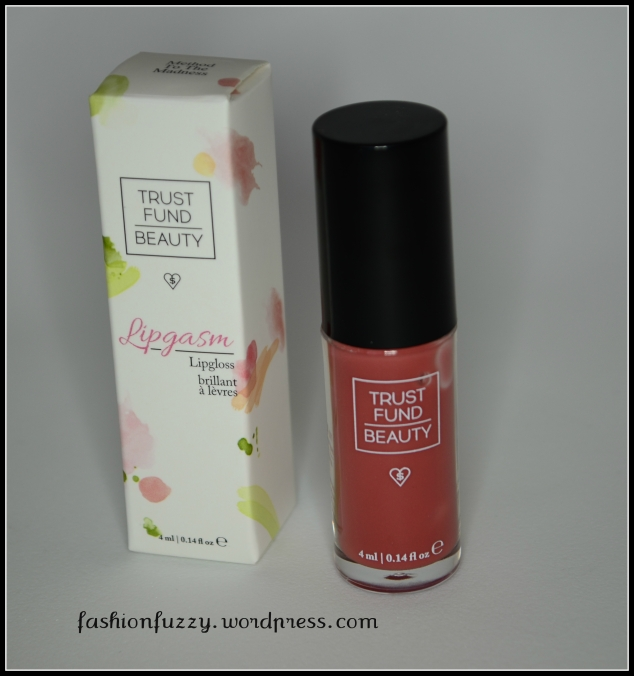 Trust Fund Beauty lip Gloss -Method to the Madness