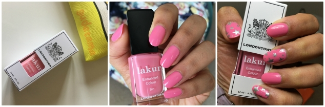 Lakur Enhanced Colour by Londontown Brit of love